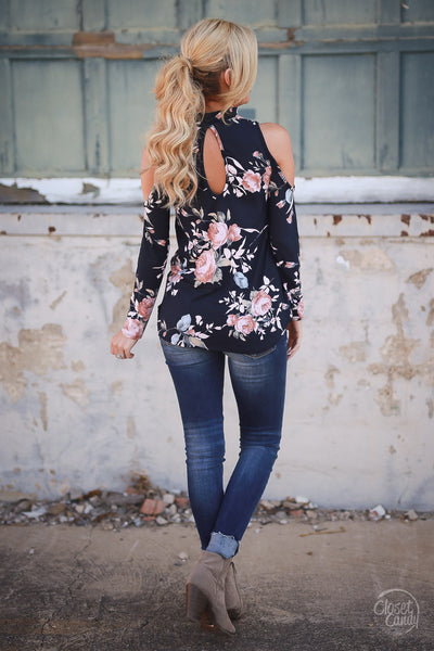 Beauty In Bloom Top