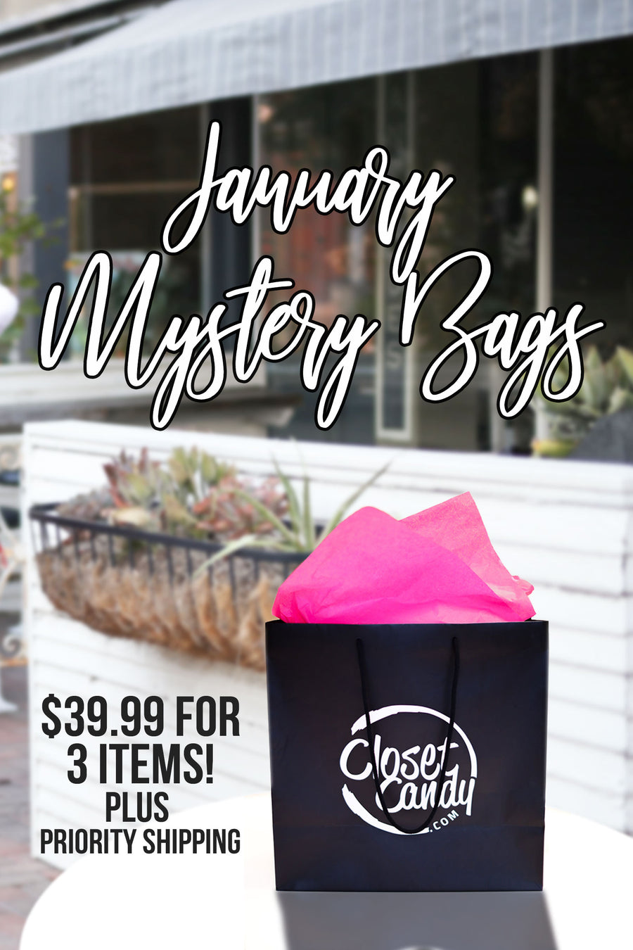 January Mystery Bags