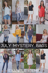July Mystery Bags - 3 Items closet candy boutique