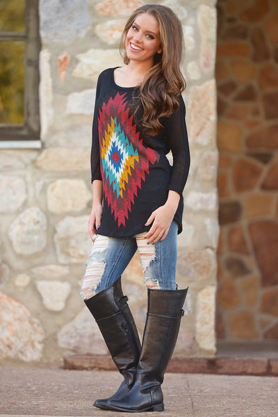 Rider Boots - Cute black riding boots, outfit view, Closet Candy Boutique