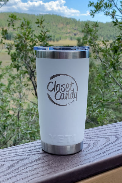 ClosetCandy.com Custom Yeti 20oz Tumbler - Amongst the Oak Trees