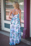 What Dreams are Made of Maxi Dress- Trendy and fashionable maxi dress by BB Dakota -  Back View