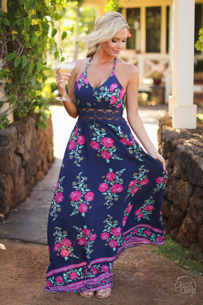 my kind of man tai maxi dress floral summer long dress trendy fashion closet candy boutique