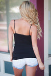Seamless Strappy Tank Tops