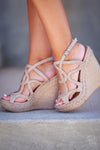 Not Rated Anatolia Wedges - Cream