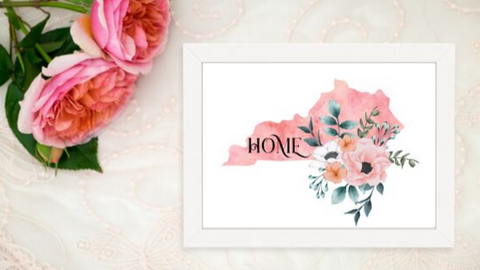 Kentucky Home State printable
