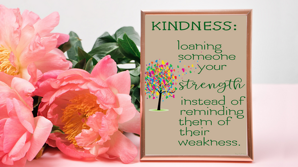 Kindness printable