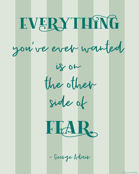 The Other Side of Fear printable