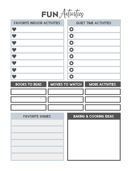 School Planner [100 pages]