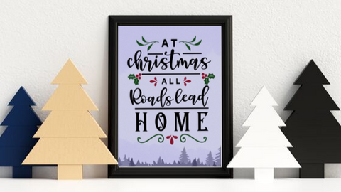 All Roads Lead Home printable
