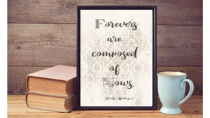 Forevers printable