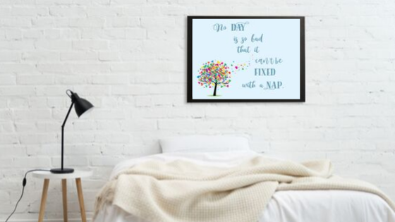 No Day Is So Bad printable