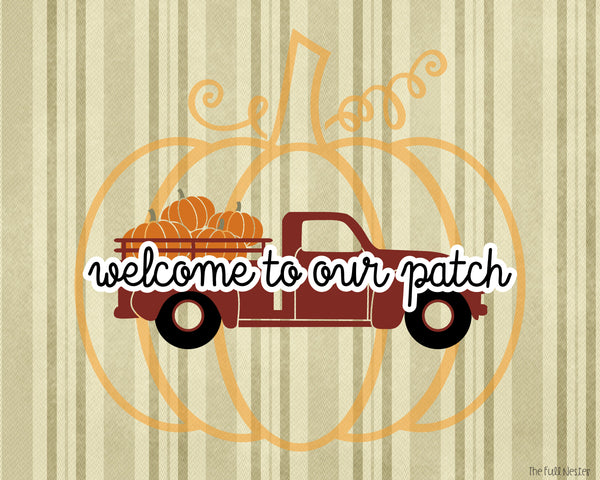 Welcome to our Patch printable