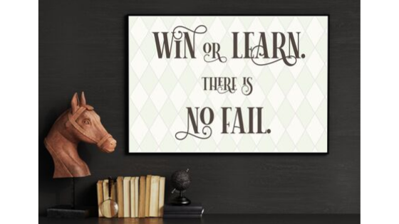 Win or Learn printable