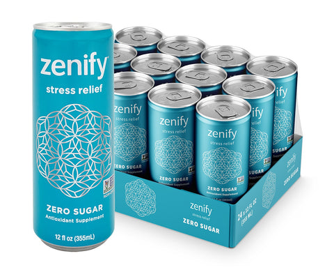 Zenify Zero Sugar - 12 Pack