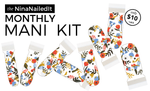 NinaNailedIt Monthly Mani Kit