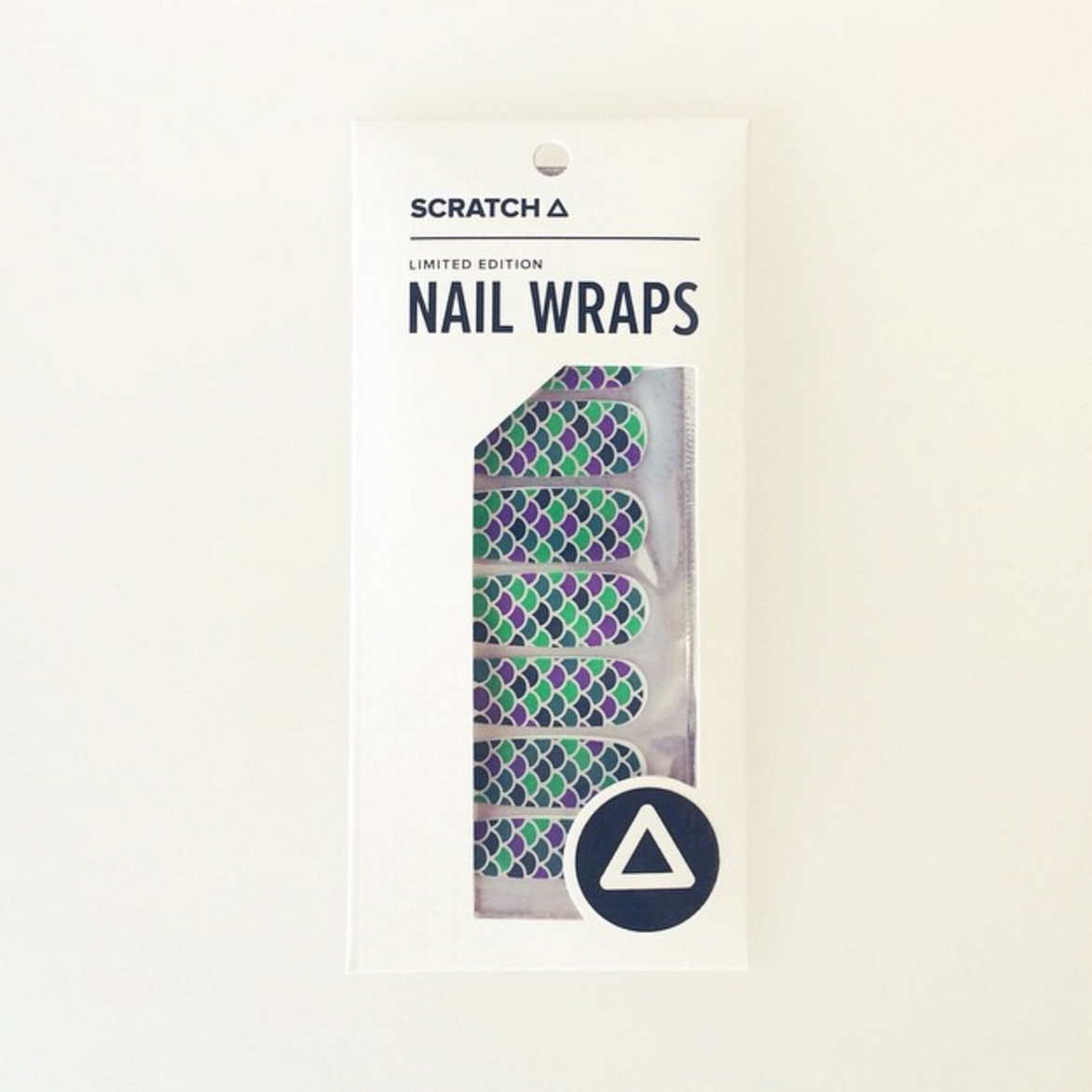 Dragons Den - Nail Wrap - Scratch - 7