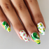 Fruit Basket - nail wraps - Scratch - 5