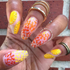 Ode to Matisse - nail wraps - Scratch - 6