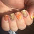 Ode to Matisse - nail wraps - Scratch - 5