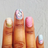 Unicorn - nail wraps - Scratch - 6