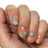 Butterfly Bliss - nail wraps - Scratch - 2
