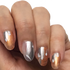 Power Crystals - nail wraps - Scratch - 2