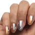 Power Crystals - nail wraps - Scratch - 3