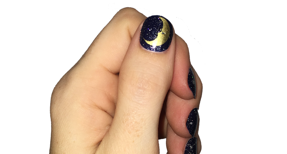 The Truth is Out There - nail wraps - Scratch - 3