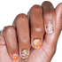 Ode to Matisse - nail wraps - Scratch - 3