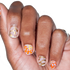 Ode to Matisse - nail wraps - Scratch - 2