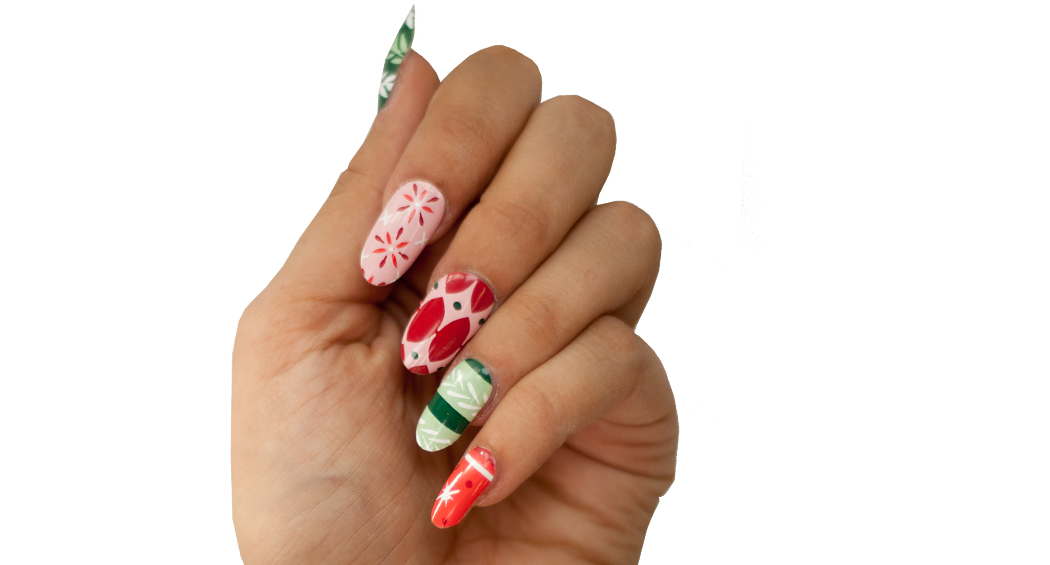 Ornamental Touch - Nail Wrap - Scratch - 3