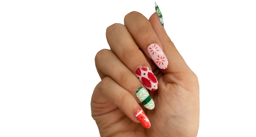 Ornamental Touch - Nail Wrap - Scratch - 2