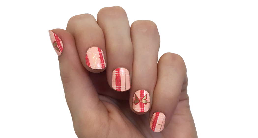 Wrapped Up - nail wraps - Scratch - 2