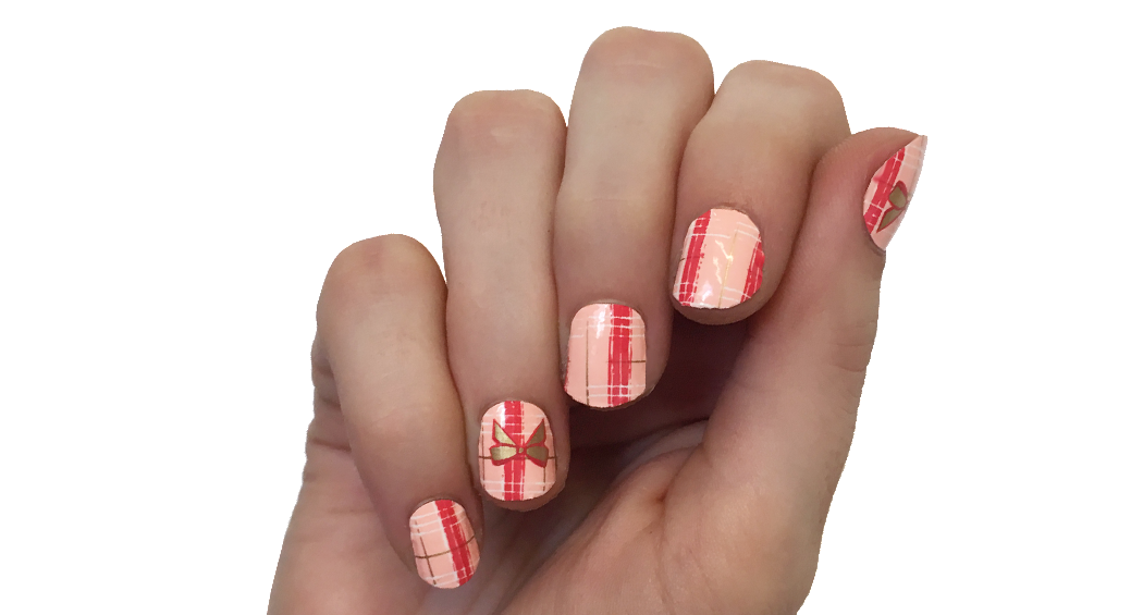 Wrapped Up - nail wraps - Scratch - 3