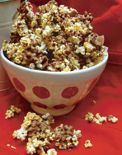 Small Chocolate Covered Popcorn