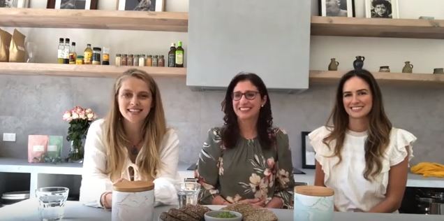 VLOG: Q&A with Lovewell's naturopath and clinical nutritionist Maria Harpas!