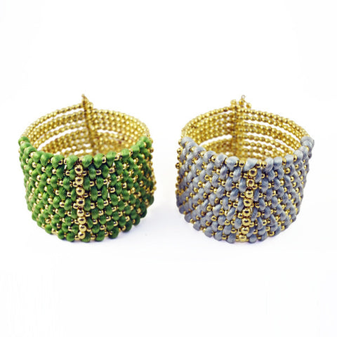 Expandable Threaded Cuffs