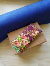 Load image into Gallery viewer, Relaxing Eye Pillows (Red Floral)