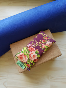 Relaxing Eye Pillows (Red Floral)