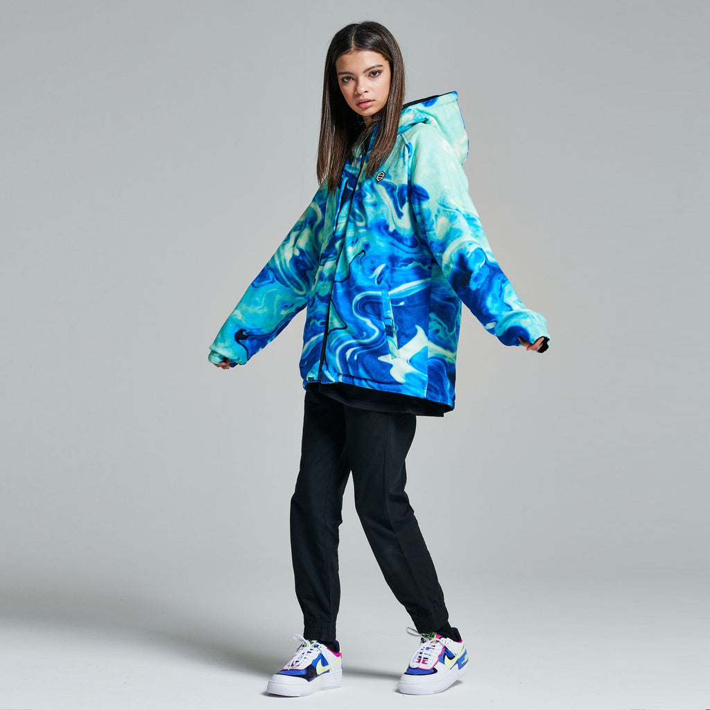 Avatar Reversible Jacket - Full Zip Hood
