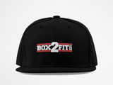 Box2Fit Snap Back Hat