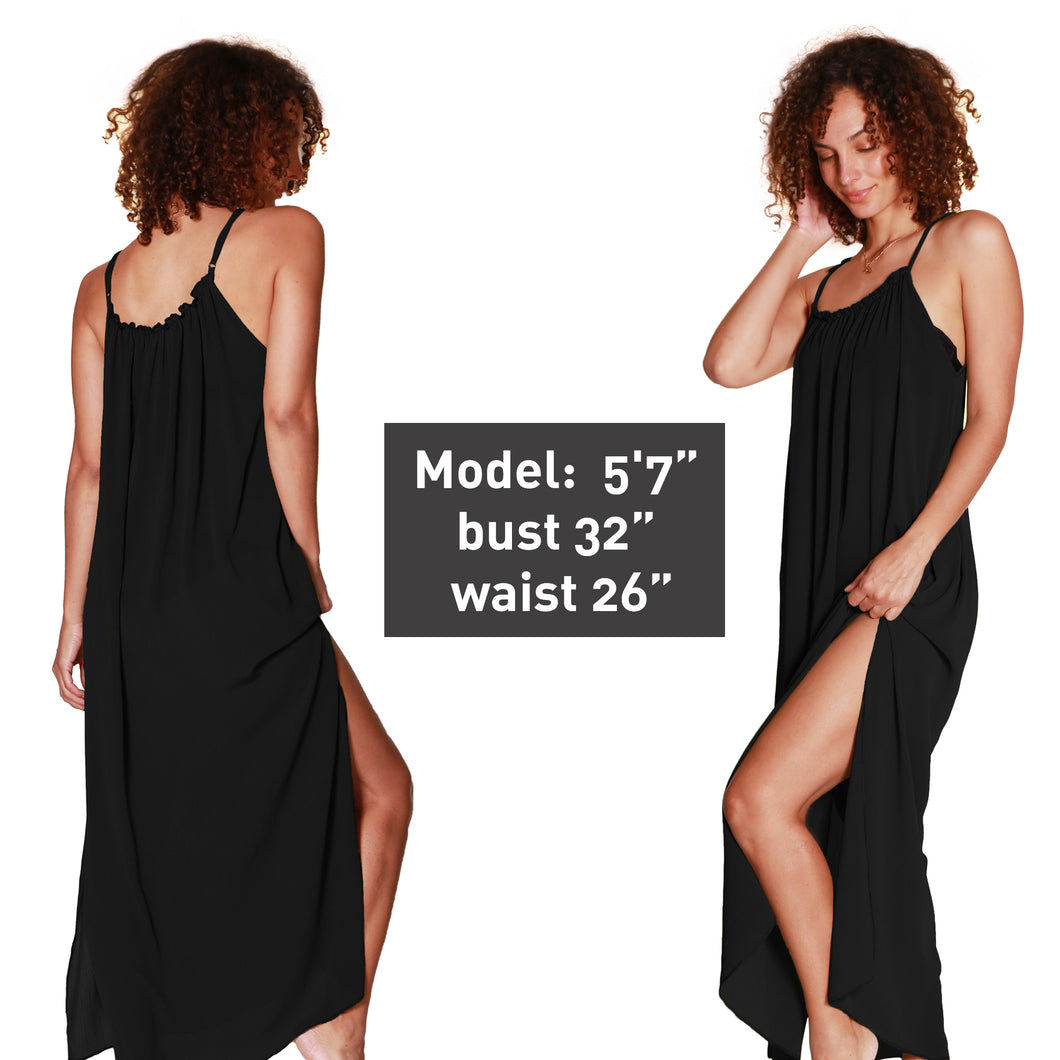 Women's Beach Skirt Chiffon Cover Up
