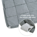Adult Weighted Blanket & Removable Cover