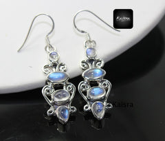 moonstone earrings jewelry