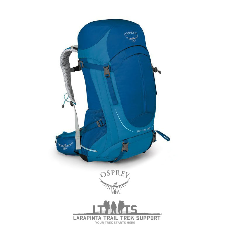 Packs: Osprey SIRRUS 36 (S/M) - SUMMIT BLUE