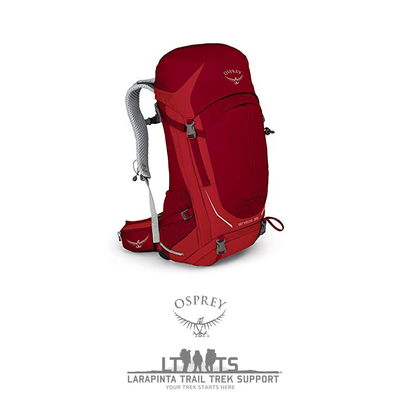 Packs: Osprey Stratos 36 (S/M) - BEET RED