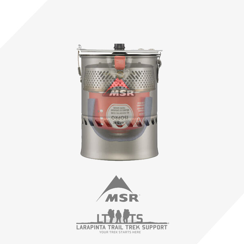 MSR Reactor® Stove Systems - 2.5lt