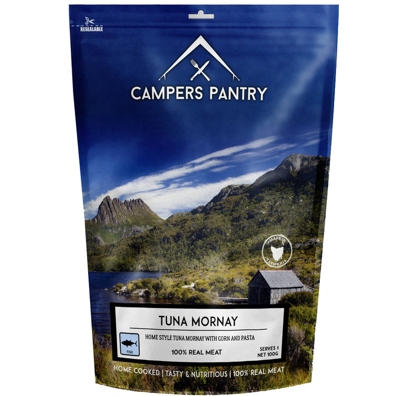 Campers Pantry : Tuna Mornay- 1 Serve