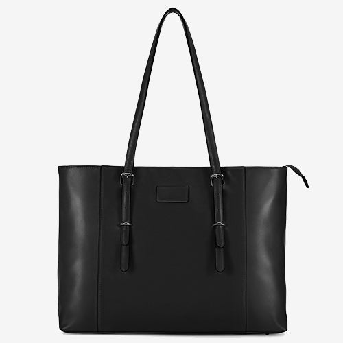 The Downtown Tote Triple Compartments